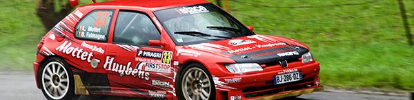 33e Rallye de Wallonie