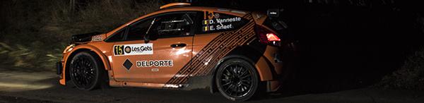 Vanneste / Snaet Ford Fiesta R5