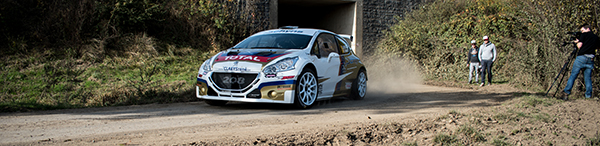 Wery / Jamoul Peugeot 208 T16 R5